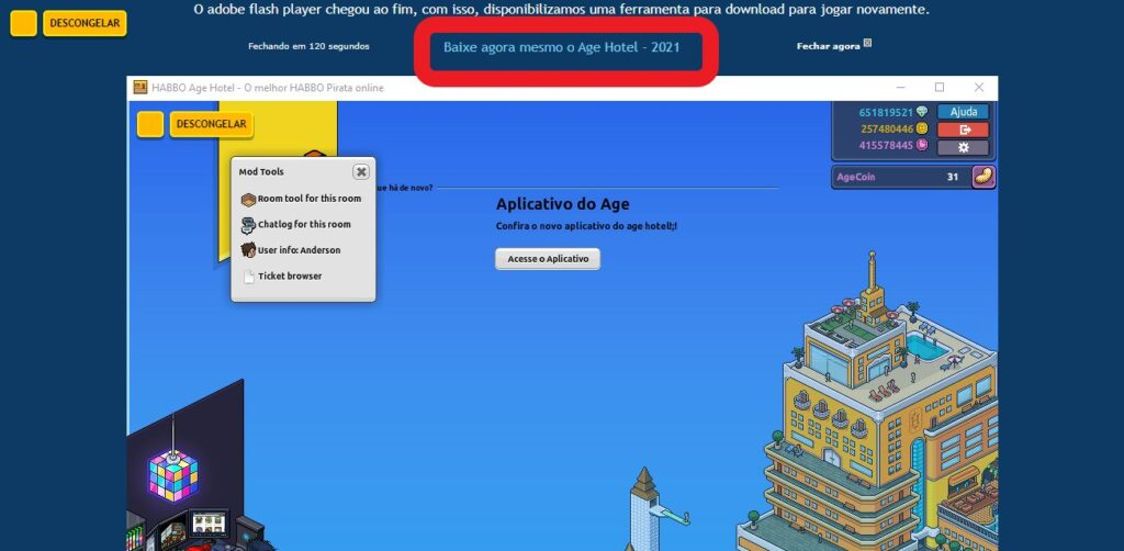 download do Age Hotel